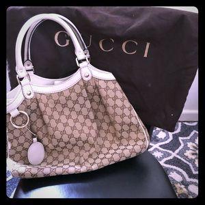 Gucci handbag, bought in Italy